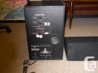 "Sound Dynamics Powered Subwoofer Thunder Series 16"" x"