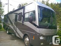 Fully loaded 32' RV,  27,500 kms, with Double