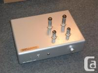 One set of pre-owned SE-6BQ5 power amplifier for sell,