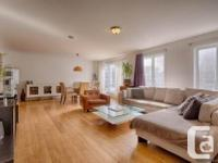 Condo Le Sud-Ouest Montreal for sale 2 bedrooms -