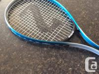 for sale...Spalding intrepid tennis racket....gently