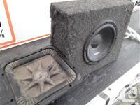 Speakers, Amplifiers, Cords, Microphones, Etc., Etc.