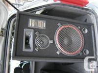Speakers Samaurai Pro Series 518 speakers 100% Mint  I