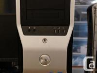 Dell Precision T7500 Tower Workstation: Intel Xeon Quad
