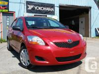 Make Toyota Model Yaris Year 2009 Colour Red kms