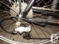 "Specialized Crossroads bike. Size XL/22"" for rider 6' -"