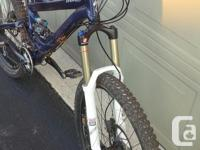 Selling my Specialized Enduro Expert mountain bike. The