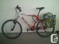 Specialized Hard Rock 19 bike (old model - see pic)