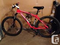I have a 2011 Specialize Rockhopper Comp for sale. It