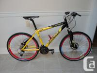 Selling an adult size 27 speed SPECIALIZED ROCKHOPPER