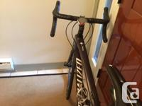 2015 Specialized Ruby Expert, 54 cm. Ridden only two