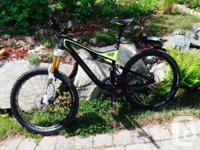 2012 Specialized Stumpjumper Expert FSR Carbon EVO all
