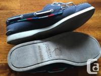 For sale is a pair of women's size 5 Sperry shoes, in