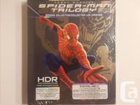 Bonus features include: - Spider-Man 3: Editor's Cut -