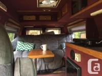 1995 Chevrolet Campervan This is the perfect Week-End