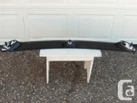 Black Spoiler to fit early Hyundai Accent?Elantra. May