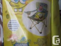 I have a cute SpongeBob Squarepants outside collapsible