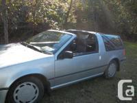 Make Nissan Model Pulsar Year 1988 Colour silver kms