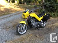 Make Suzuki Year 1990 kms 48500 1990 Suzuki VX800. Rare