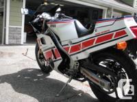Make Yamaha Year 1986 kms 36000 86 Yamaha FZ600, in