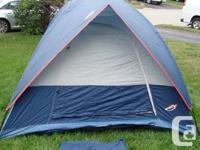 Sportek 2-3 Person 8' Diameter Tent - Great Condition -
