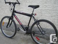 Sportek- Hurricane This bike, like all the bikes I have