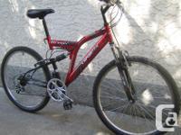 Sportek - Stringer - with full suspension and 26 inch