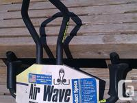 ACCOUNT racing bars: Air Wave or Aero 1. Never