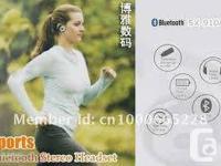 SPORTING Bluetooth Stereo Headphone - $25  Brand New
