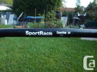 """Sportrack """"Touring"""" 3-bike bicycle rack for sale. 6"""
