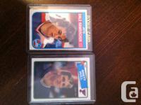 Selling sports cards sell to one buyer I have hockey .