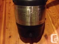 Bubba keg/cooler, great for parties or camping - $20