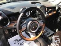 Make Mini Model Cooper S Year 2010 Colour Black kms