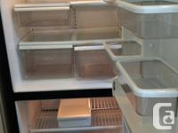 Unit 59. 67.5 x 32.75 x 32 deep. Extra large fridge