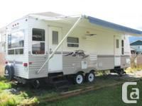 Available for sale - A 2007 26.6 ft Springdale Trip