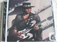 SRV - Texas Flood CD, Mint. To see other CDs, or LPs or