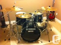 I am offering mint disorder Yamaha Stage Customized