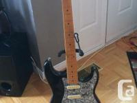 2003 Stagg Electric Guitar in good Shape its all