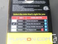 Features: Sleek, modern design LED light indicates