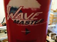 Century Wave Master stand up punching bag Adjustable