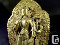 Right-hand man is Abhaya mudra, left hand calling