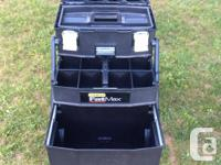 Toolbox - $80. Retails for $150. + tax at Canadian