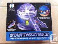 I am selling an unopened, unused Star Theatre 2, a Home
