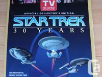 Star Trek - 30 Years TV Official Collector's Edition
