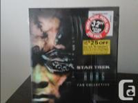Star Trek - Fan Collective: Borg - DVD Boxset NEW -