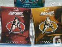 Star Trek The Next Generation Season 1 and season 2