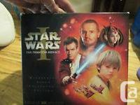 I have one of the Star Wars 1 - The Phantom Threat,