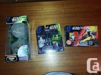 Selling Star Wars Powers of the Force action figures