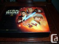 I am selling this Star Wars I The Phantom Menace