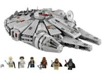 Hello there!:).  I have a Star Wars: Millennium Falcon